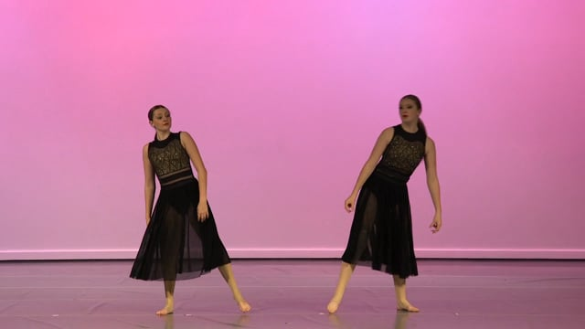 TDA-2019_1-13 Different World - Competitive Lyrical Duo