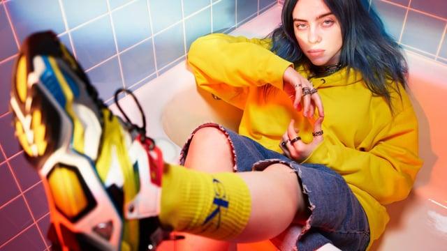 Calvin Klein BTS w/ Billie Eilish|#MYTRUTH #MYCALVINS