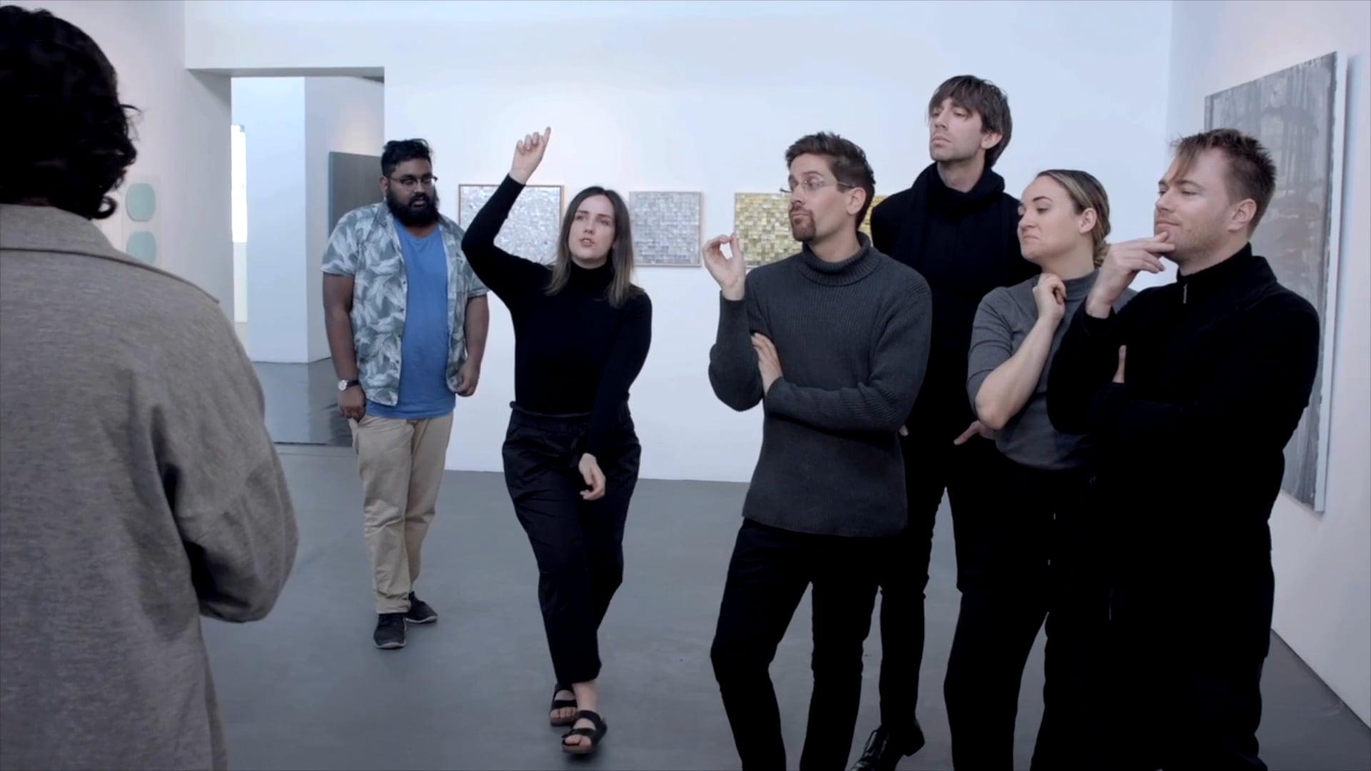 THE PELOTON // Modern Art
