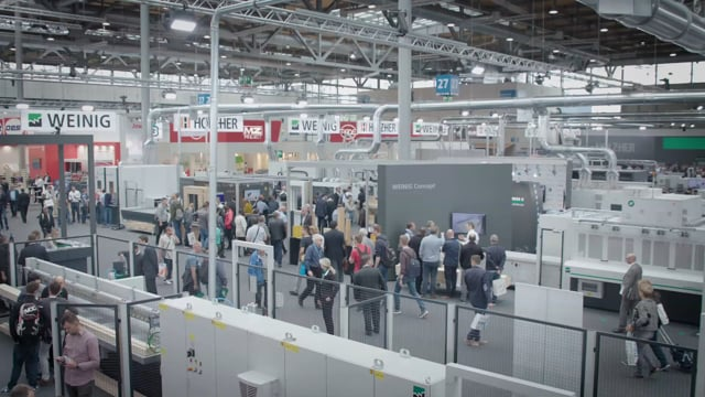 HOLZ-HER at LIGNA 2019   Highlights and Impressions