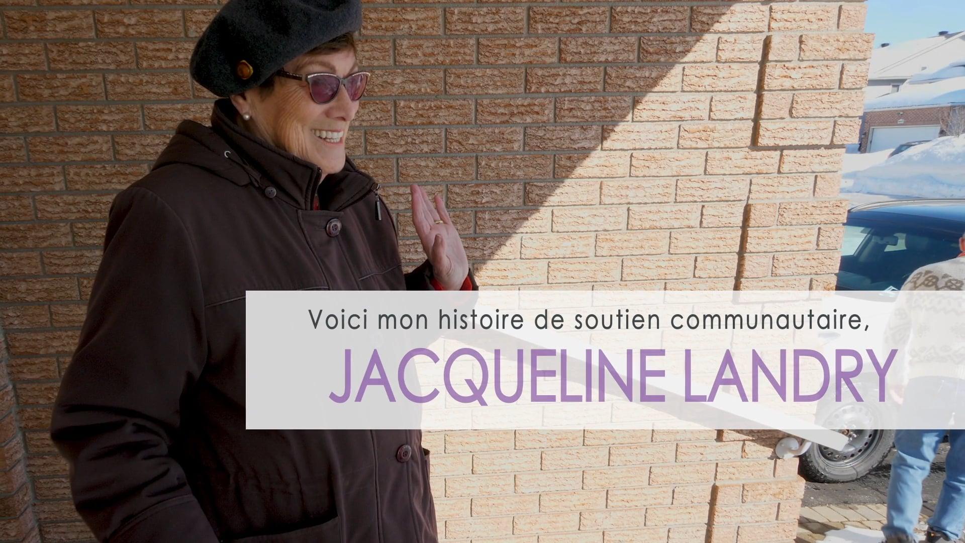 L'histoire de Jacqueline