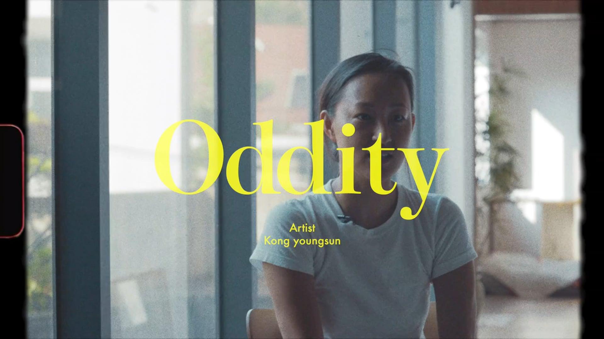 Oddity - Kong yougsun