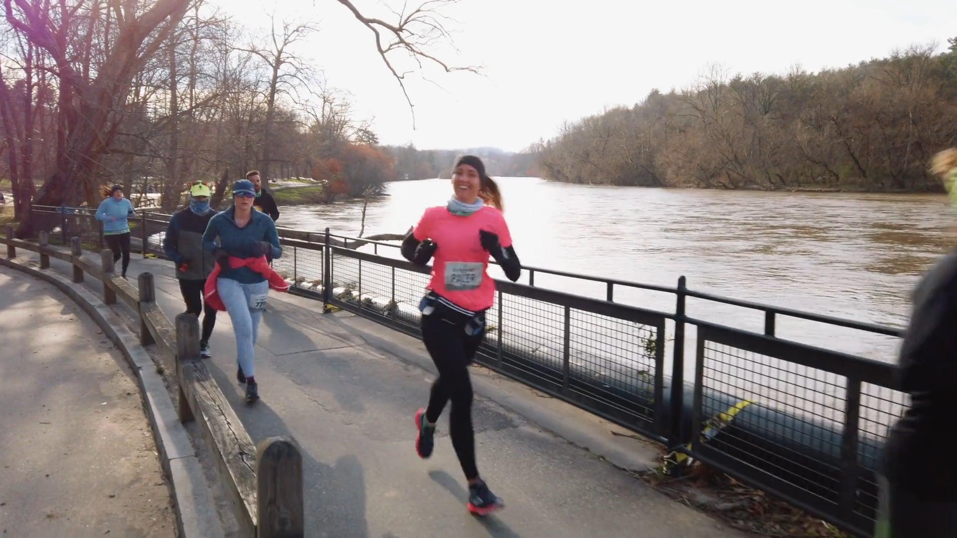 asheville marathon