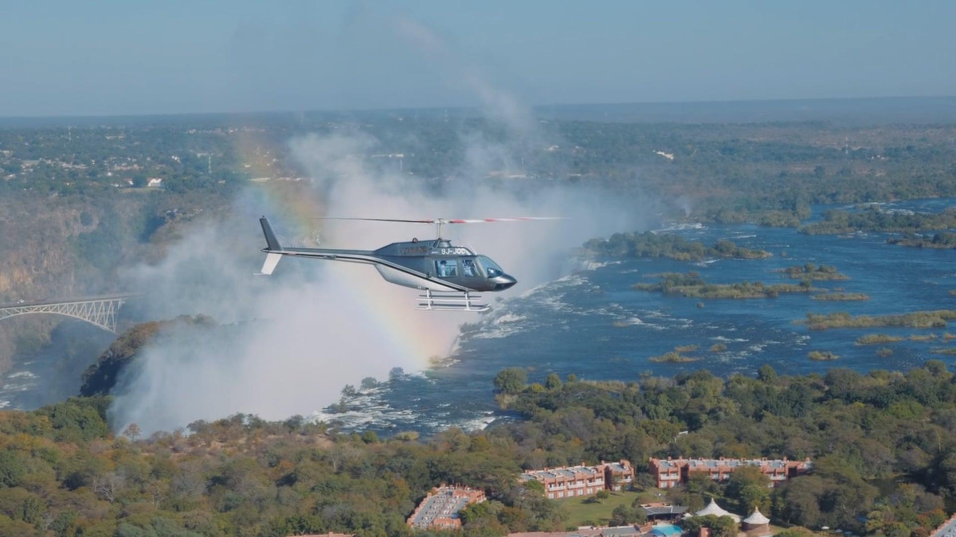 Victoria Falls, Zambia - 24 hours