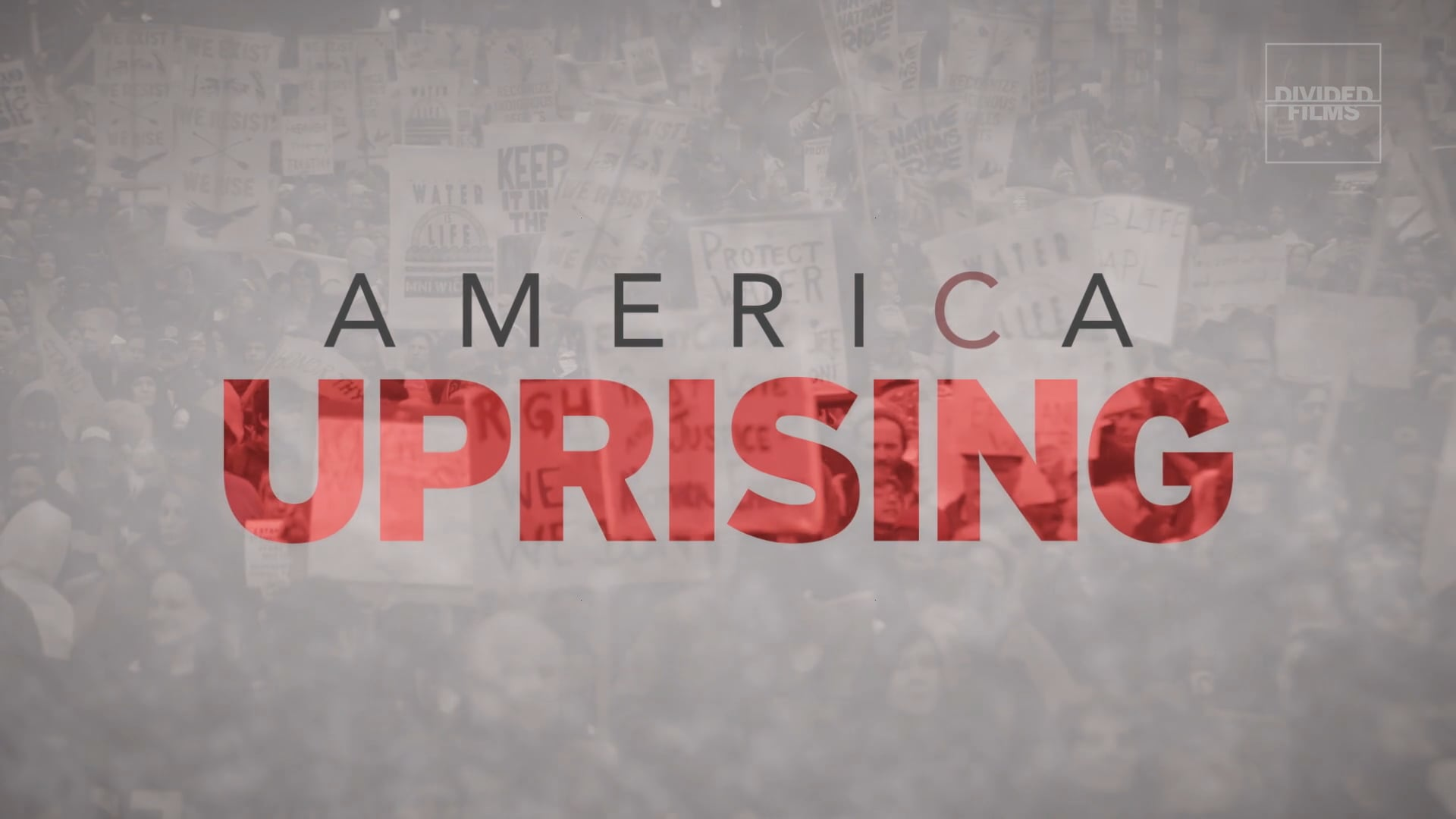America Uprising - This Land I Love