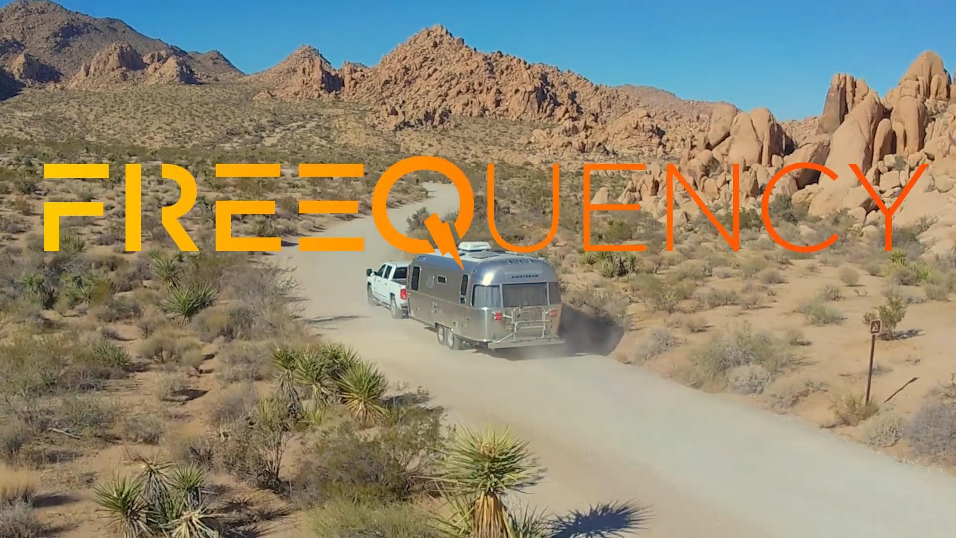 FREEQUENCY: On The Road (Season 1)