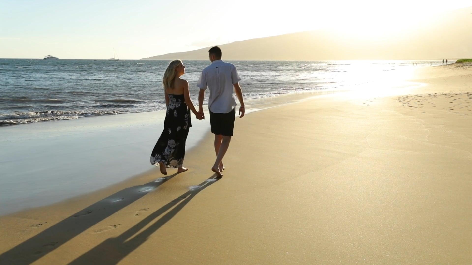 Daren & Megan Surprise Engagement