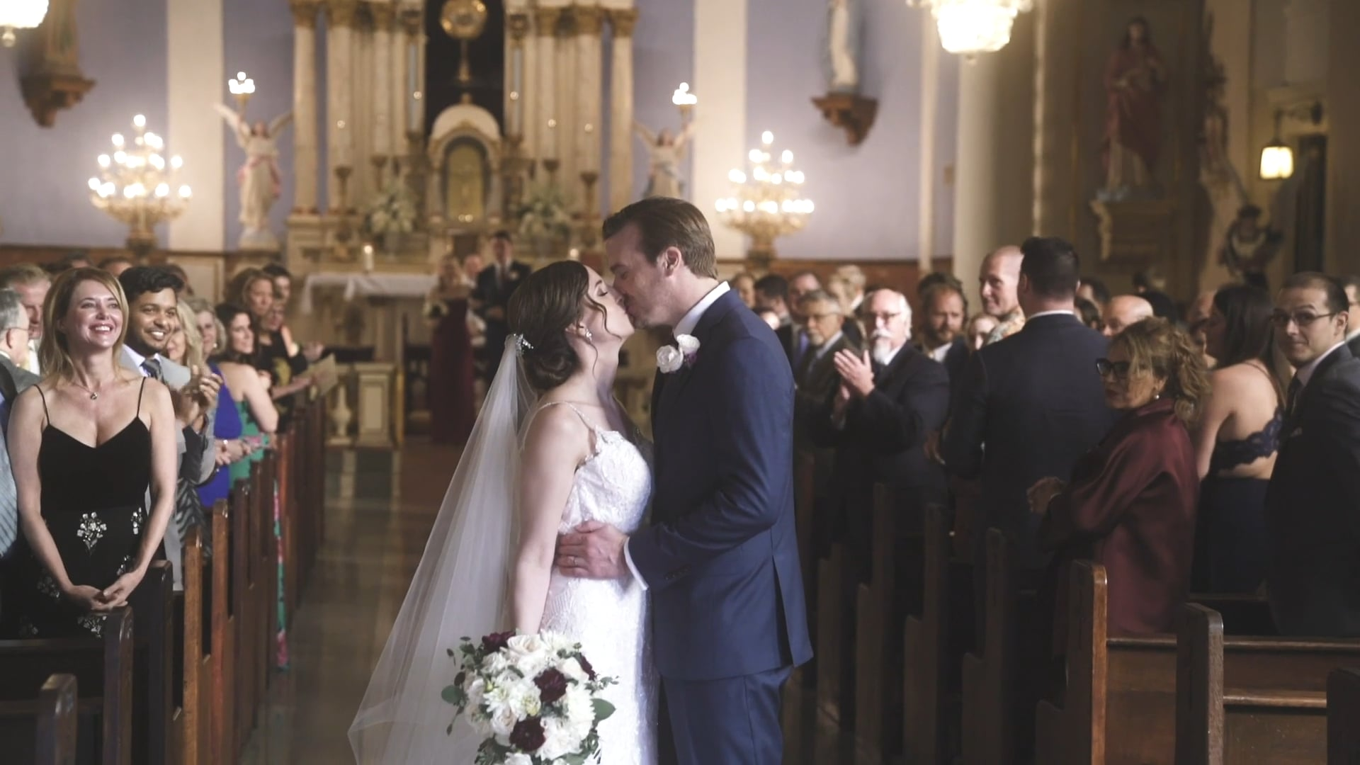 Pure French Quarter Elegance, Charm and New Orleans Romance | Kim & Jack