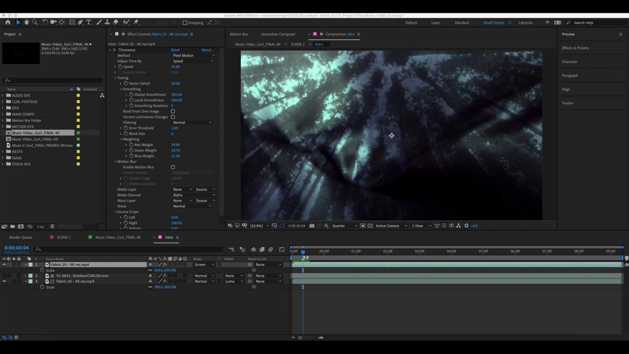 Adobe After Effects CC - Cache bar issue