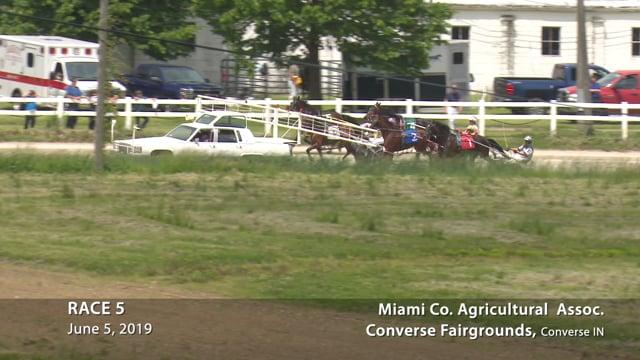 06-05-2019 Race 5 Converse
