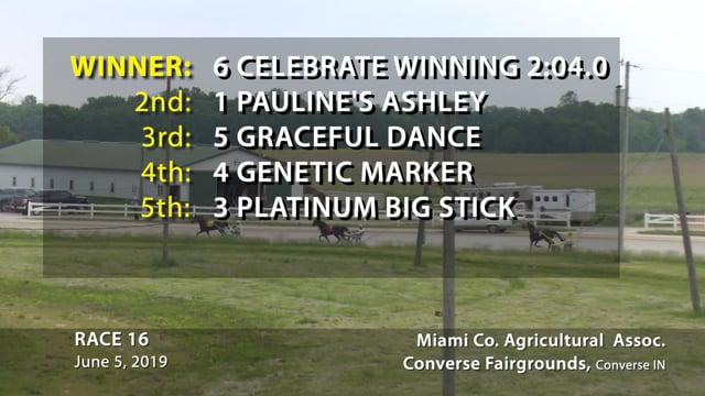 06-05-2019 Race 16 Converse