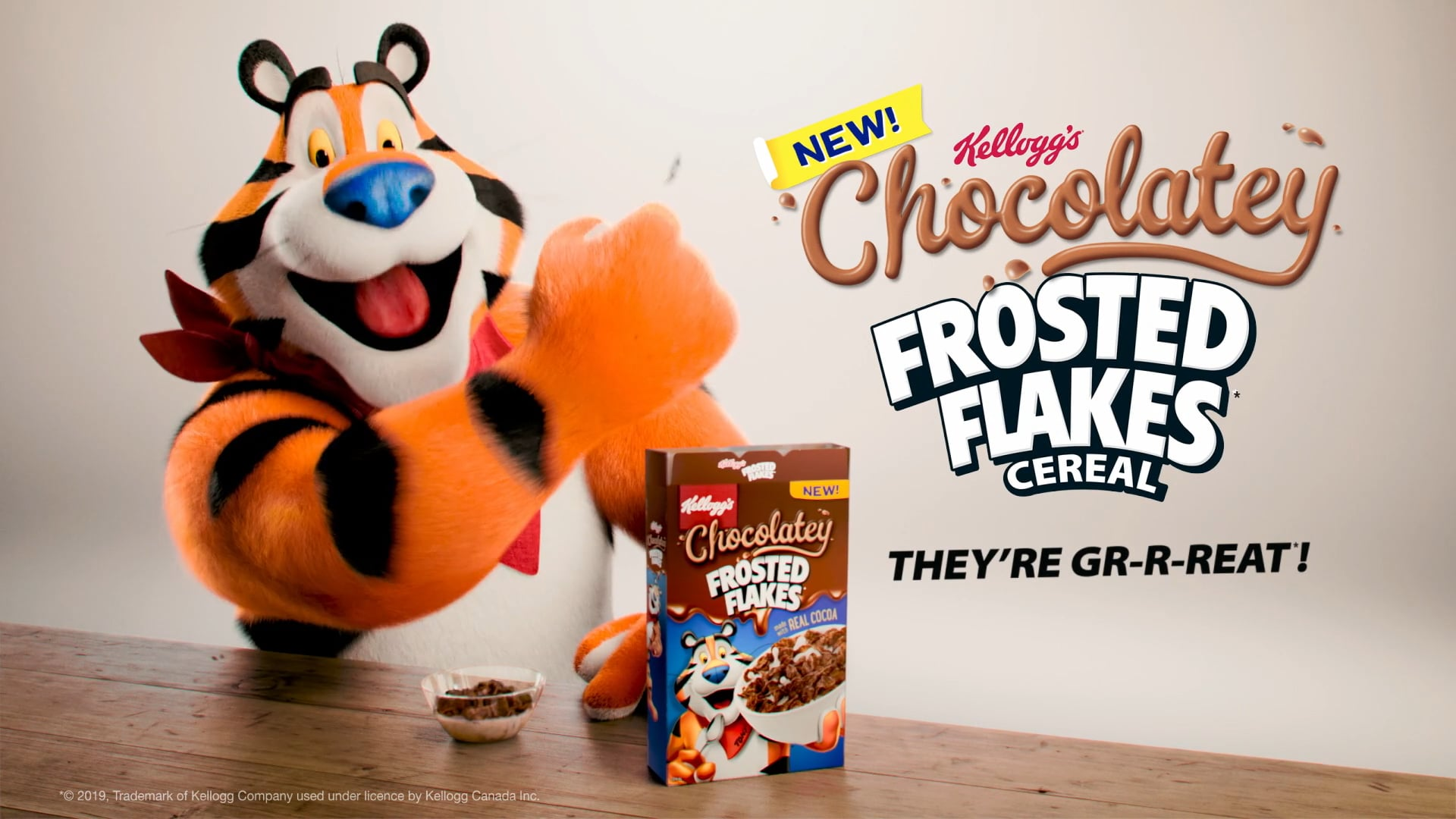 Kellogg's Frosted Flakes - Chocolatey