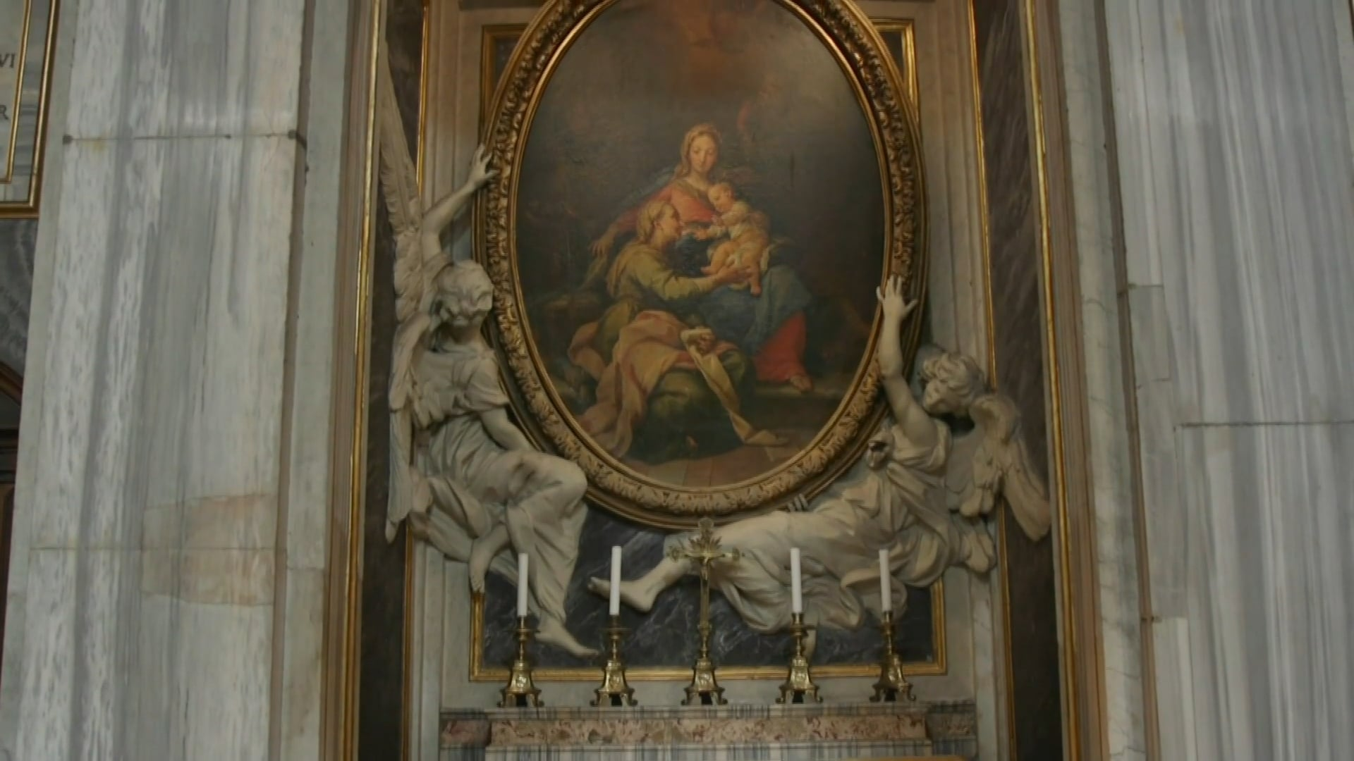 The Chaplet of Divine Mercy from the Basilica of St. Mary Major