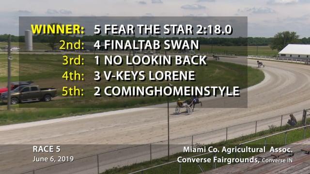 06-06-2019 Race 5 Converse