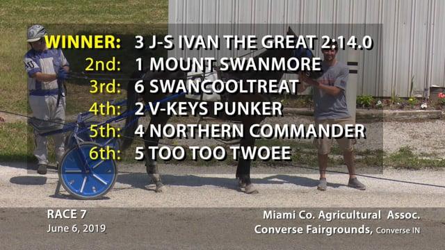 06-06-2019 Race 7 Converse