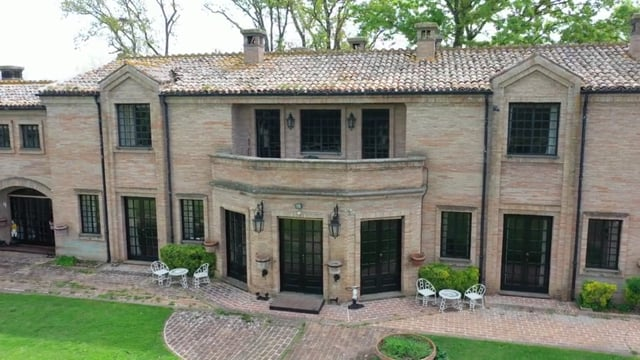 Luxury villa in the exclusive Olgiata district