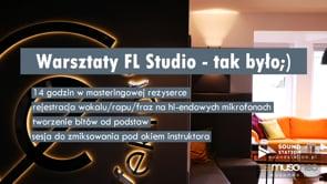 warsztaty z FL Studio - tak było!