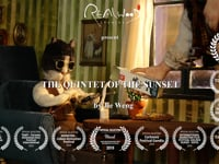 The Quintet of the Sunset von Jie Weng