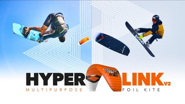 Ozone Hyperlink V2 - Multipurpose Foil Kite