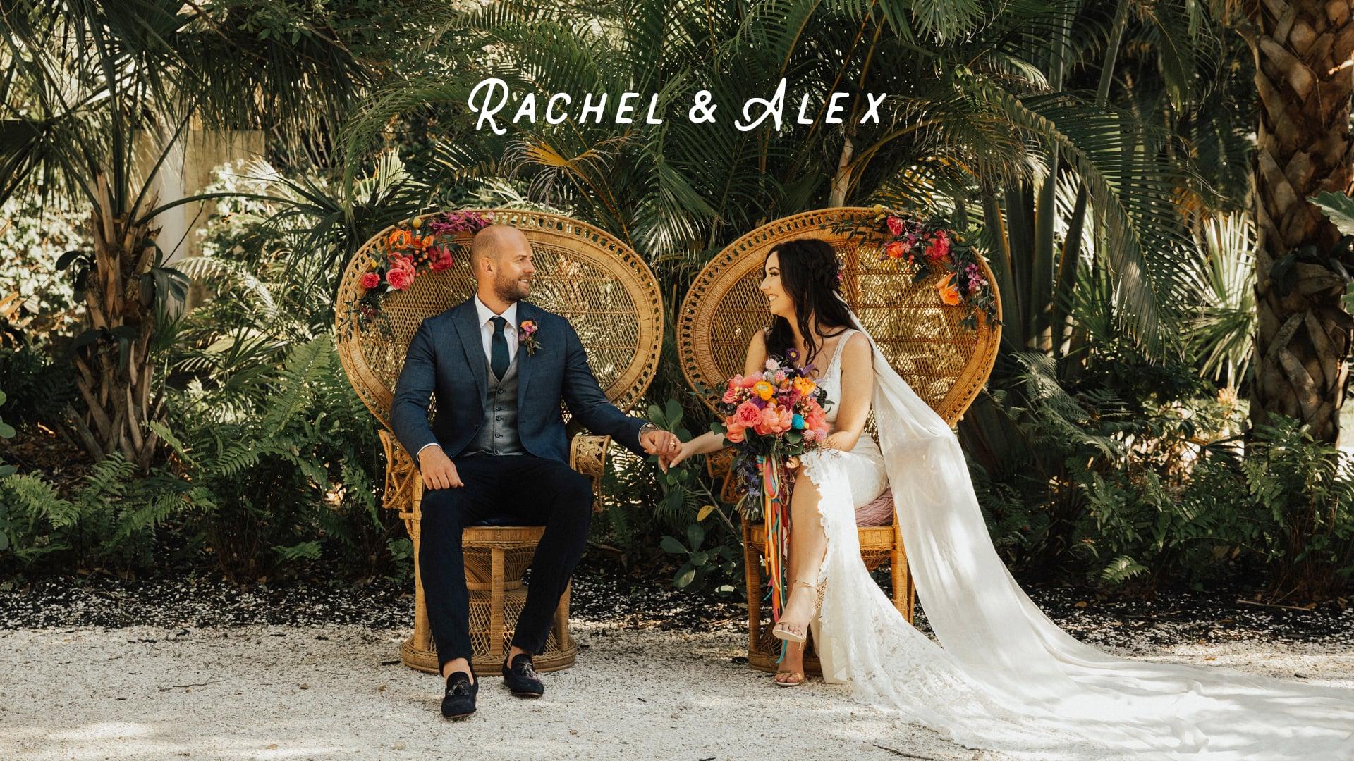Rachel & Alex   Cottage on the Rock   Florida