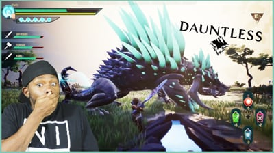 Playing More Dauntless With The Ninjas!