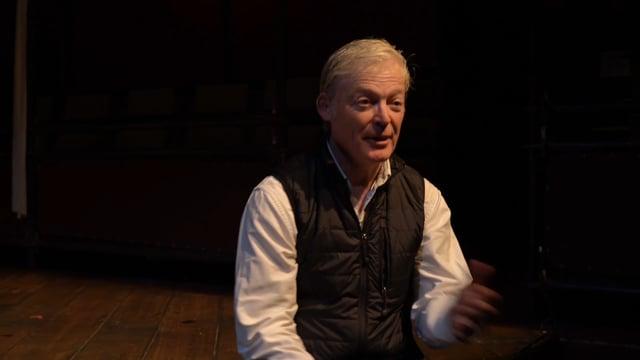 Allyn Burrows Twelfth Night Interview 2