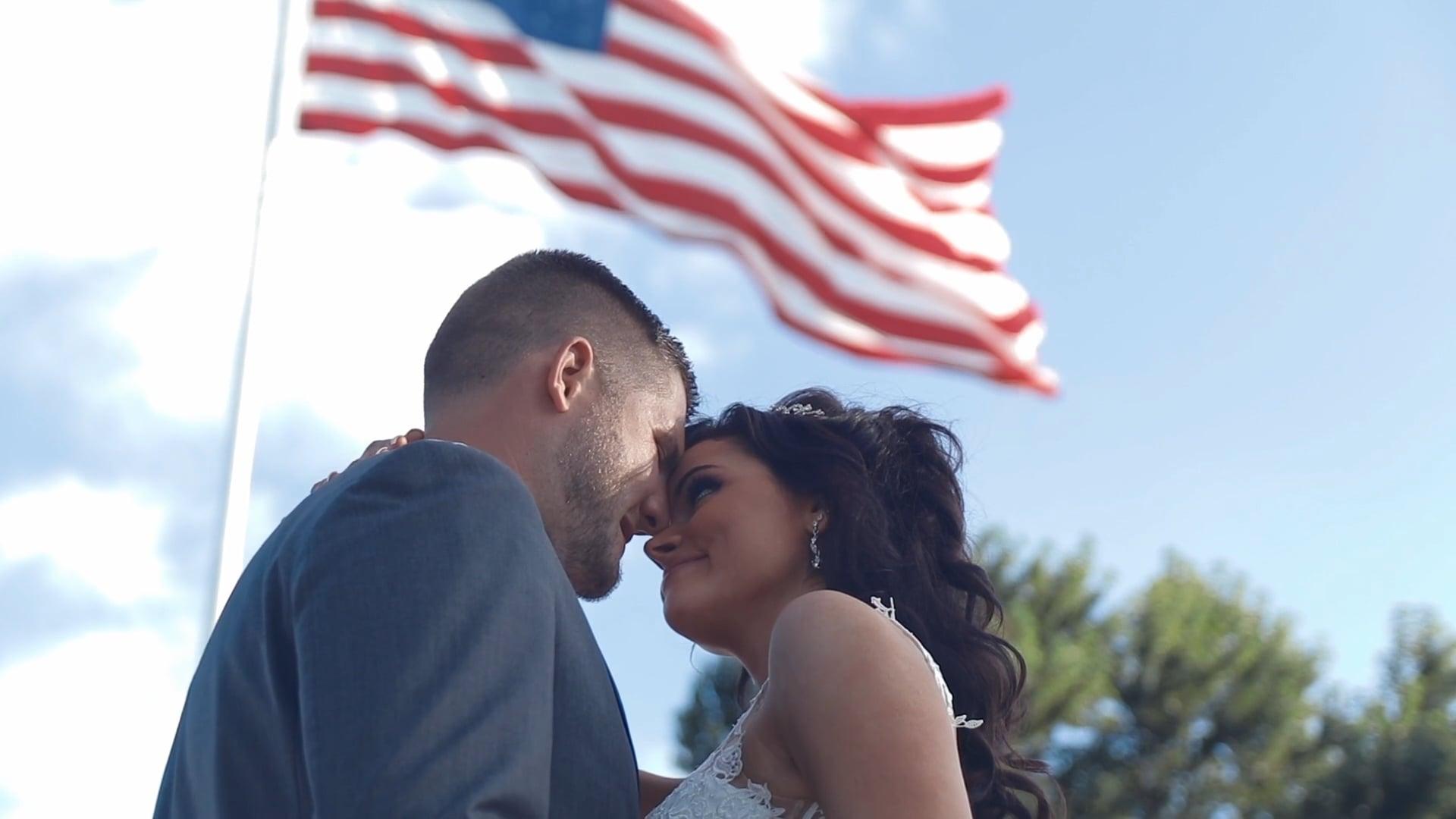 Tiffany + Geoff // 9.15.18 // Wedding Film