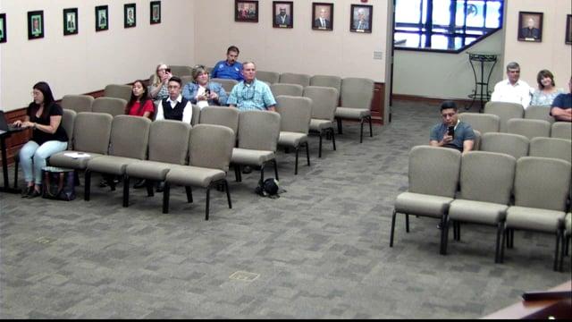 6-10-19 Council Meeting