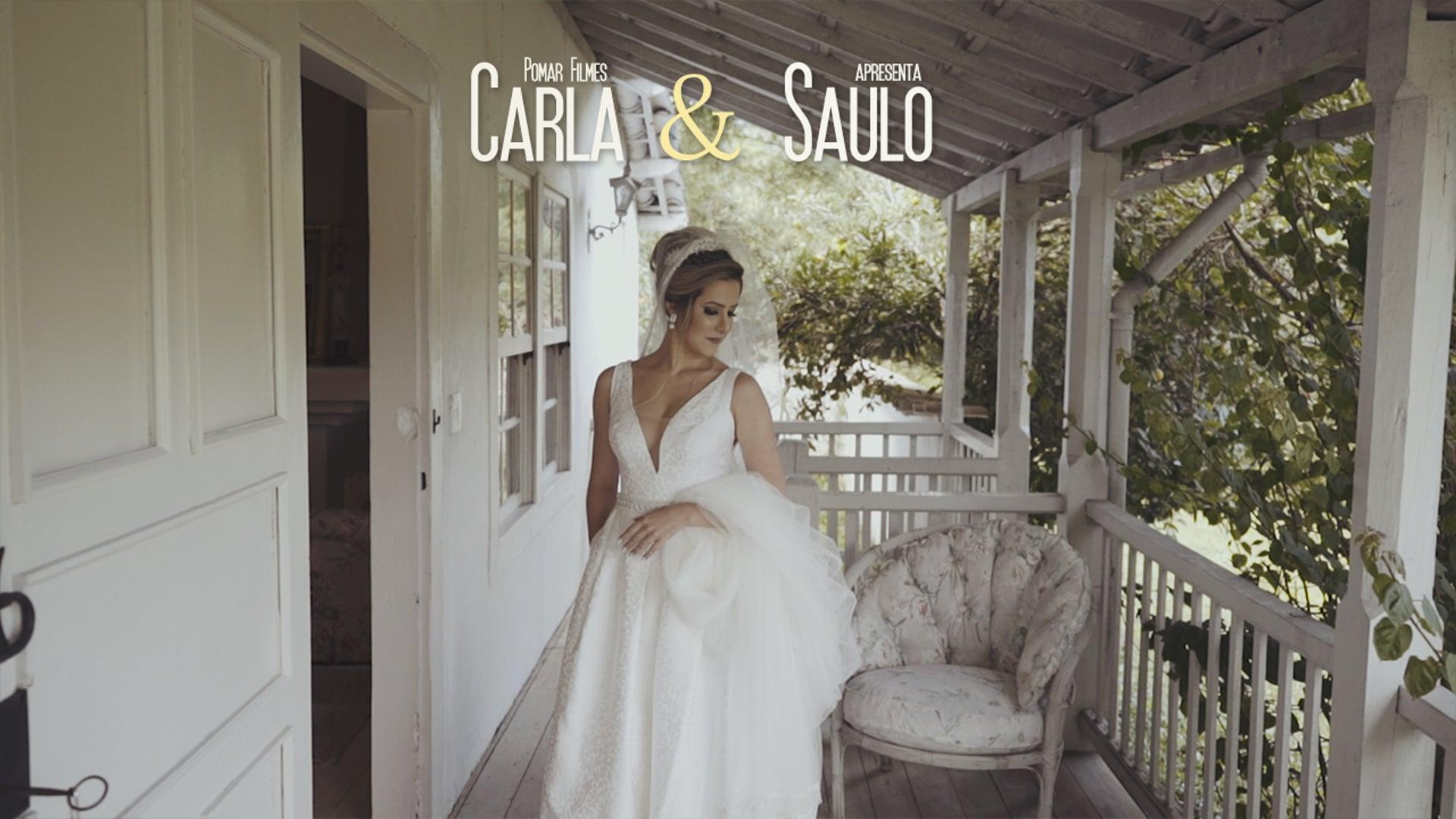 Carla e Saulo - Teaser