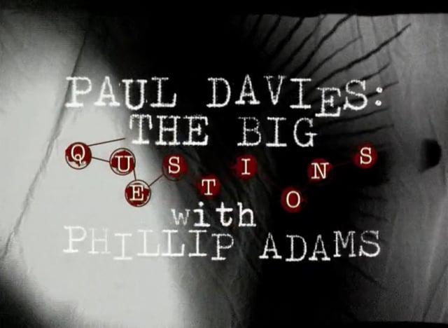 Big Questions Ep 1