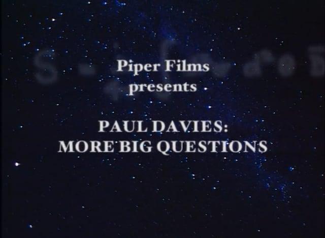 More Big Questions Ep 2