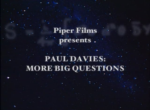 More Big Questions Ep3