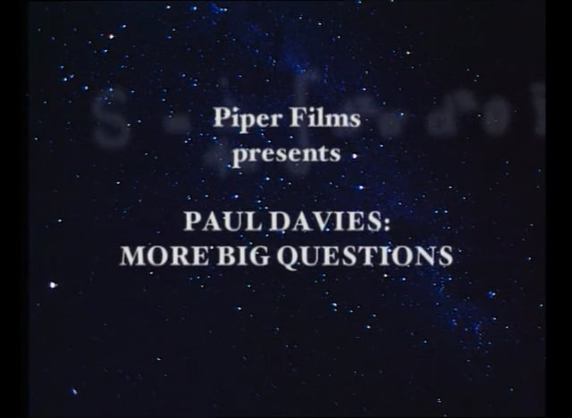 More Big Questions Ep 5