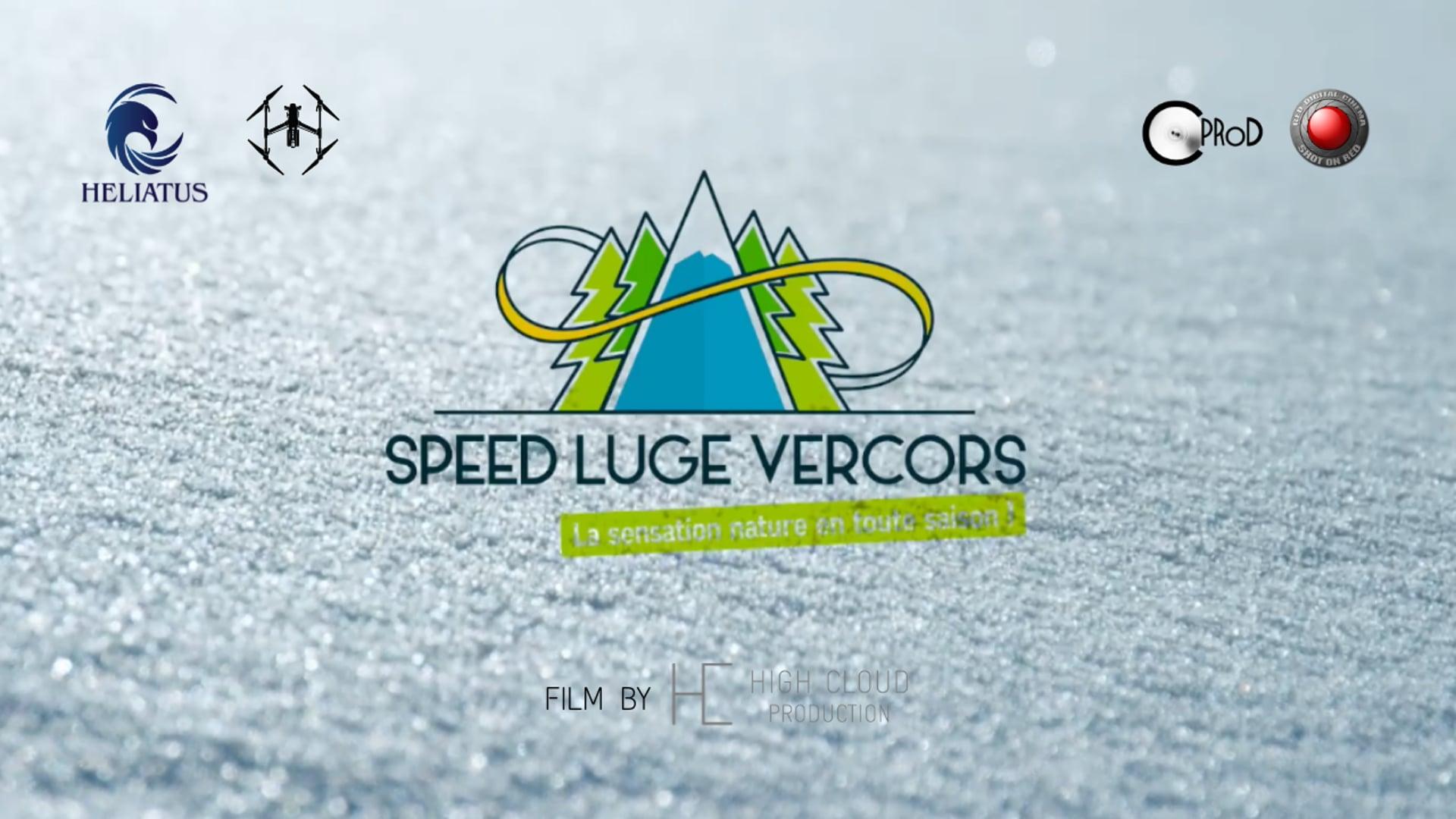 SPEED LUGE VERCORS - HELIATUS & CPROD