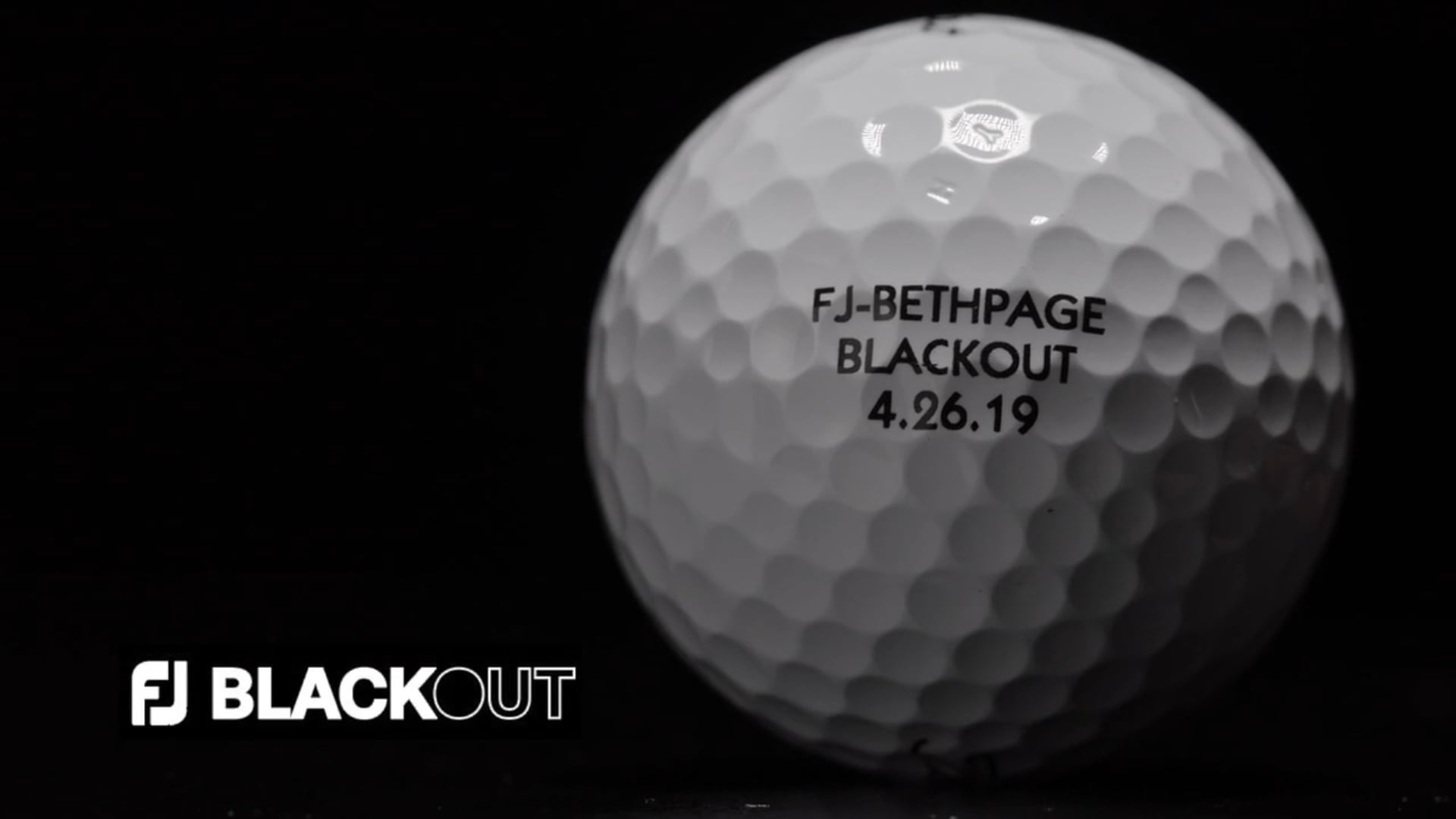 (Live Event Coverage) Footjoy Bethpage Blackout Hero Video