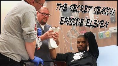 OH NO! Juice Broke His Hand! - (The Secret Season Ep.11)