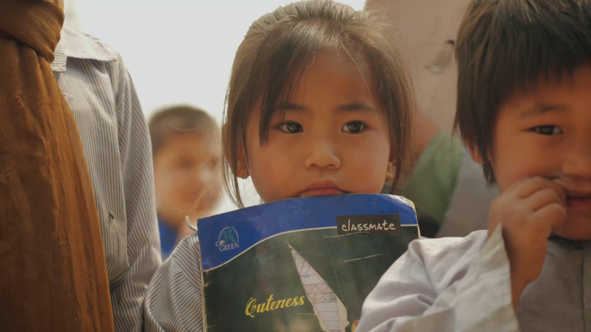 Sortir les enfants de la dangereuse impasse de Katmandou