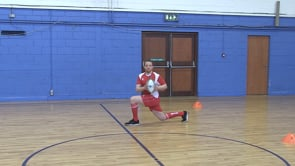 Forward Lunge and Twist