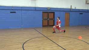 Forward Lunge Jumps