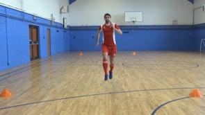 Alternating Single Leg Bounds
