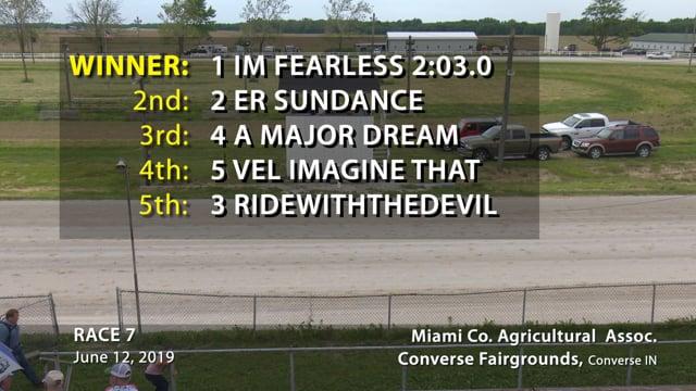 06-12-2019 Race 7 Converse