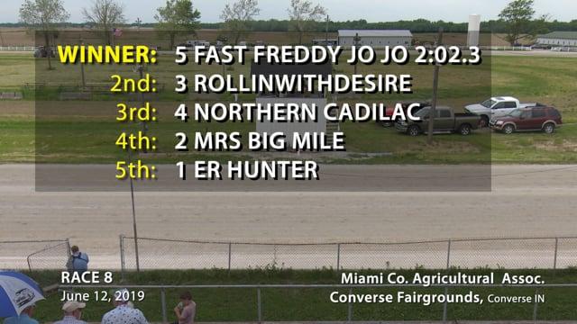 06-12-2019 Race 8 Converse