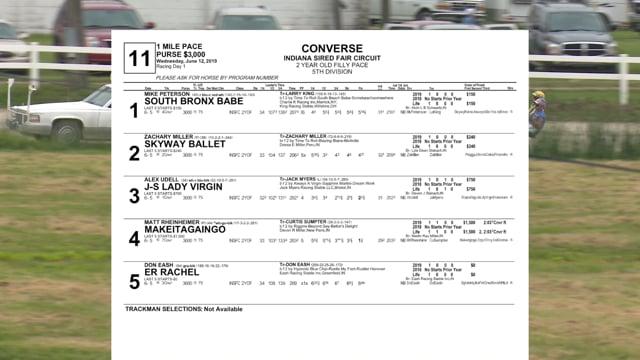 06-12-2019 Race 11 Converse