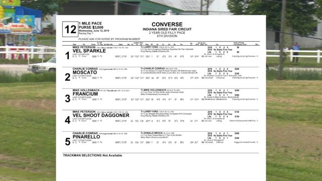 06-12-2019 Race 12 Converse