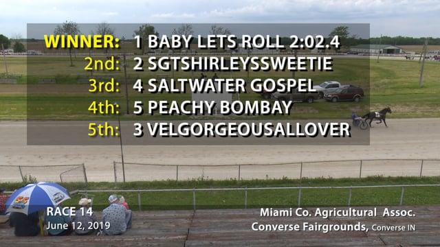 06-12-2019 Race 14 Converse