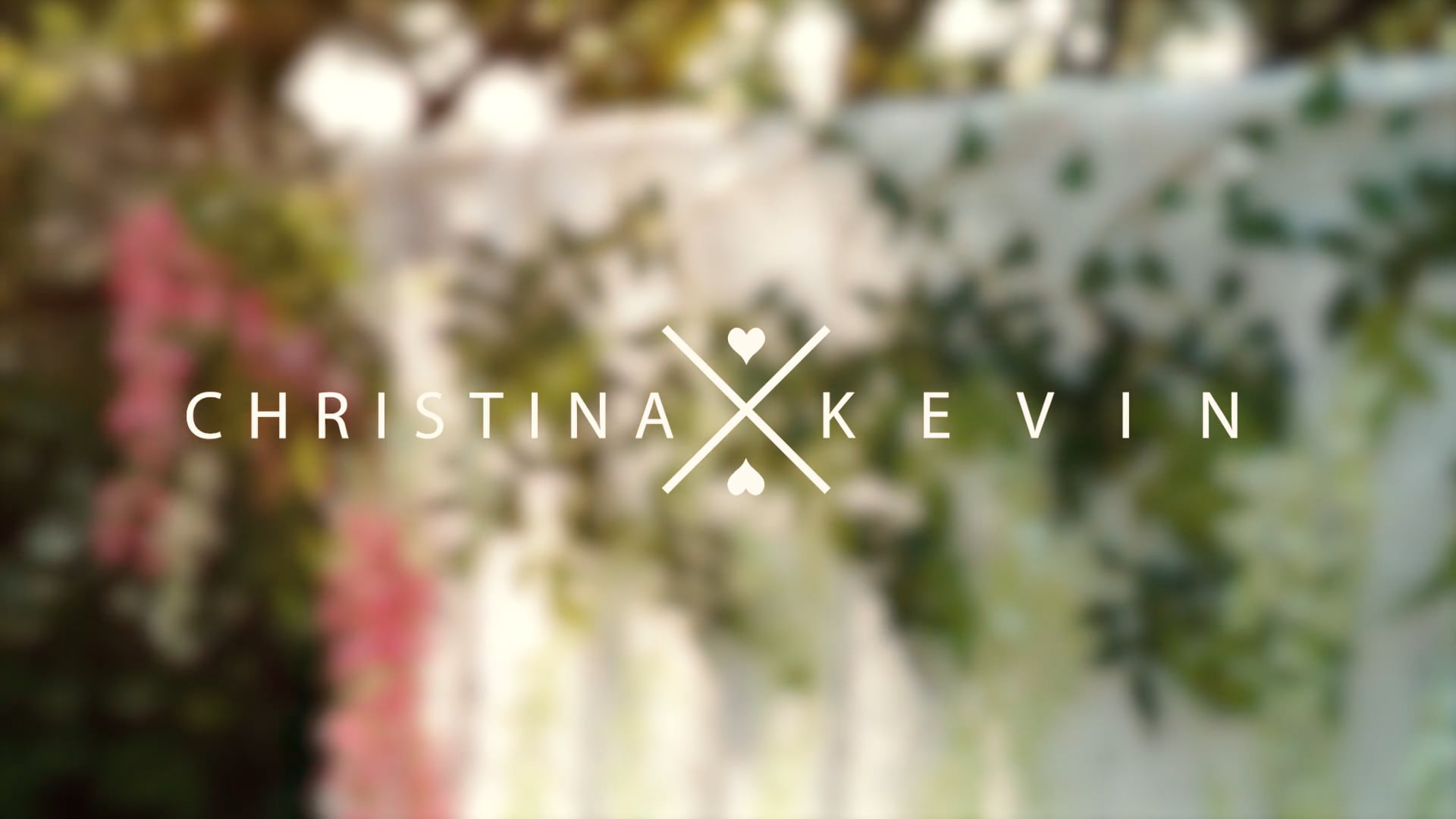 Maple Lawn, San Rafael   Wedding Video // Christina & Kevin