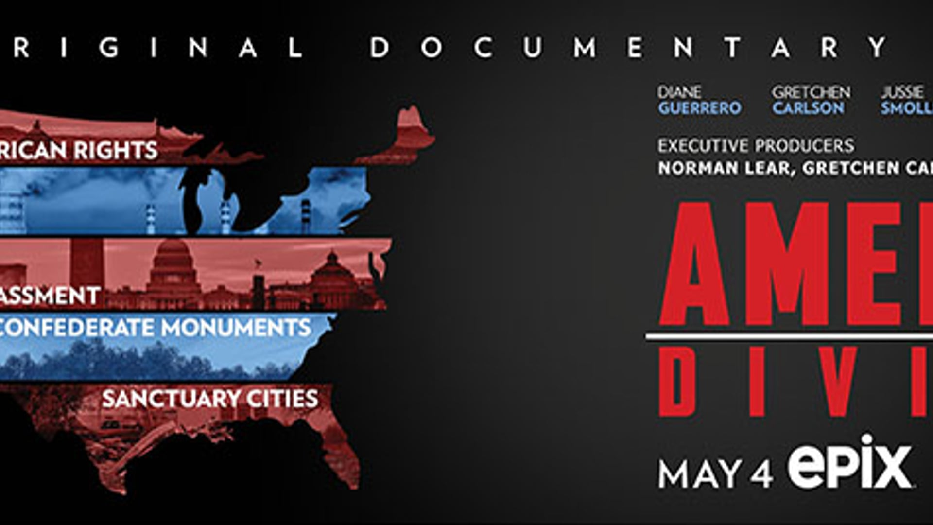 America Divided Season 2 Trailer