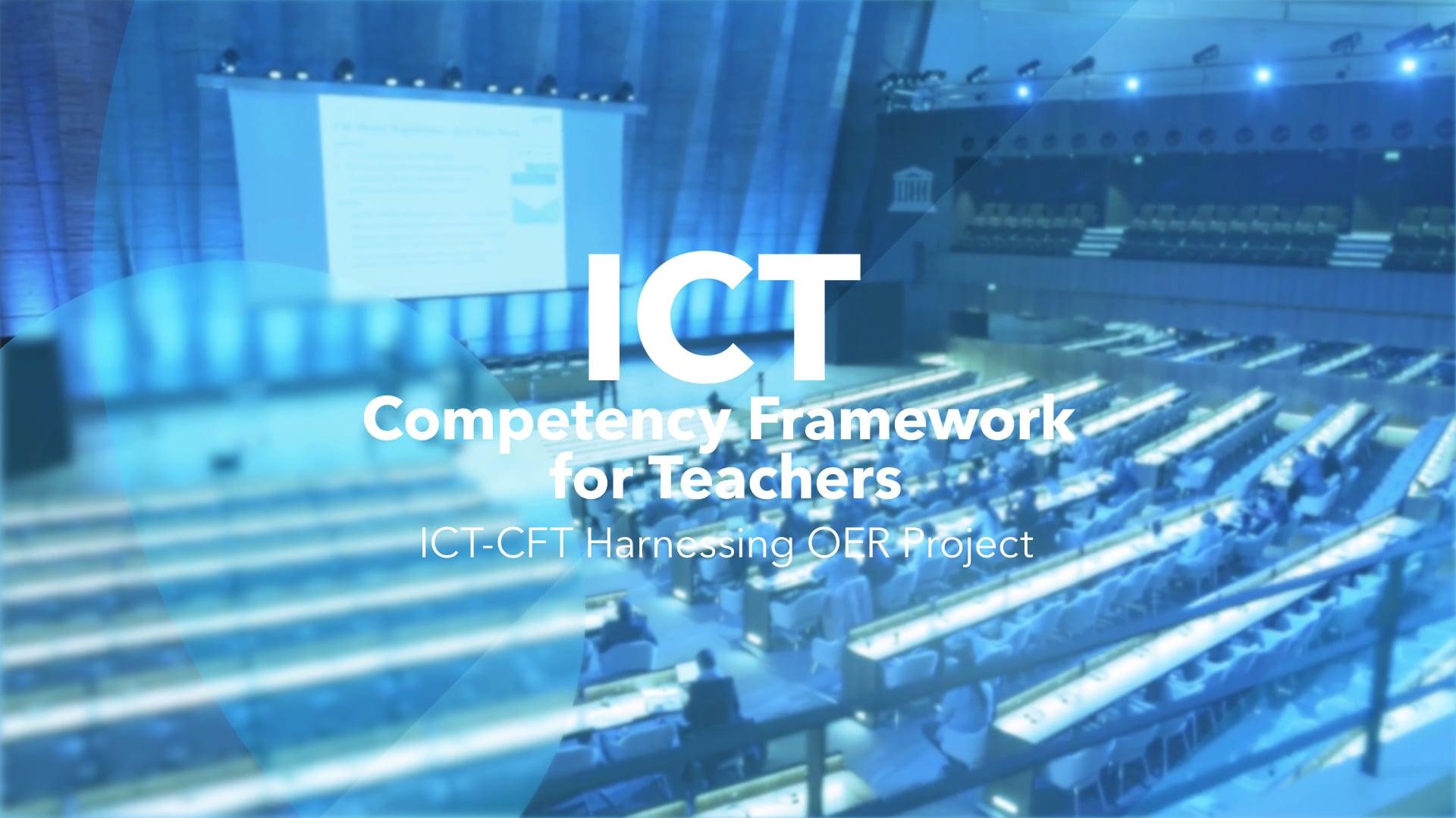 UNESCO ICT-CFT / LONG / SUB_ENG