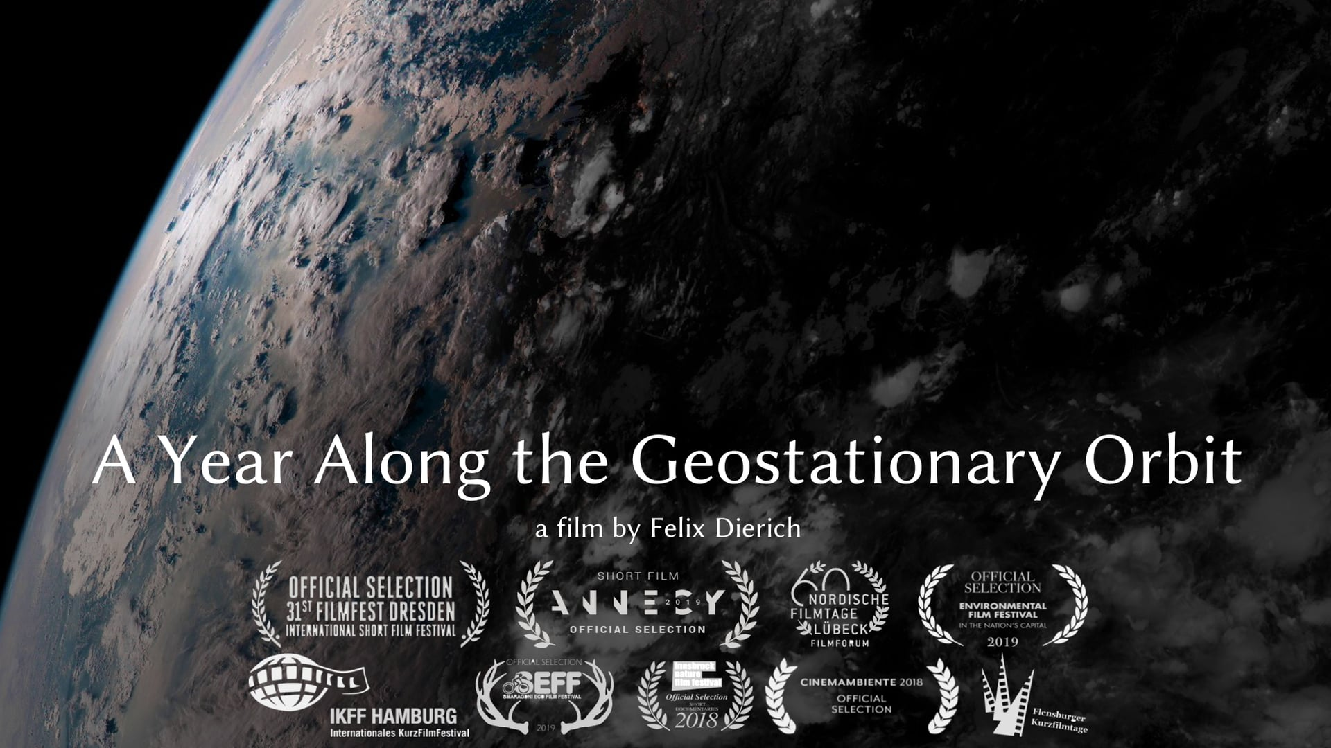 A Year Along the Geostationary Orbit