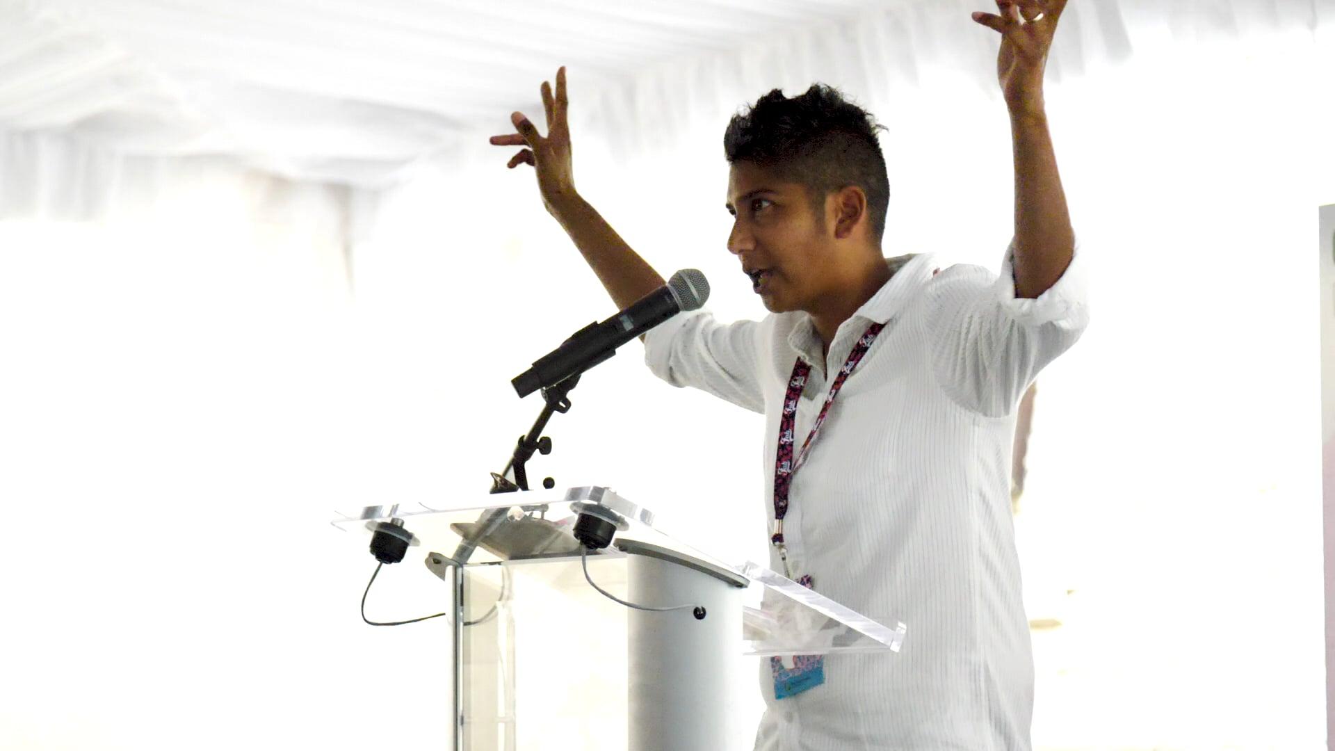 FAB 2019 Keynote Speaker - Chef Preeti Mistry